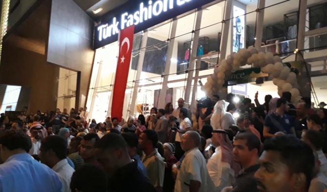 "Turkish Fashion Center"" Shopping Mall opened in Doha – Yusuf"